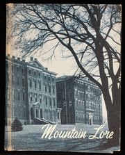 Page 1, 1959 Edition, Mount Notre Dame High School - Mountain Lore Yearbook (Reading, OH) online yearbook collection