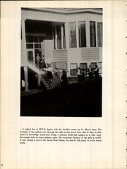 Page 12, 1959 Edition, Mount Notre Dame High School - Mountain Lore Yearbook (Reading, OH) online yearbook collection
