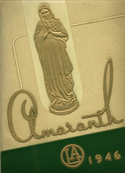 Page 1, 1946 Edition, Our Lady of Angels High School - Amaranth Yearbook (Cincinnati, OH) online yearbook collection