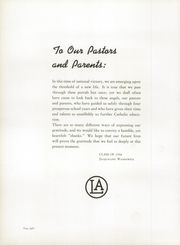 Page 12, 1946 Edition, Our Lady of Angels High School - Amaranth Yearbook (Cincinnati, OH) online yearbook collection