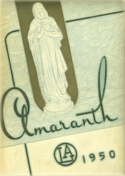 1950 Edition, Our Lady of Angels High School - Amaranth Yearbook (Cincinnati, OH)