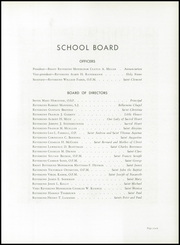 Page 11, 1952 Edition, Our Lady of Angels High School - Amaranth Yearbook (Cincinnati, OH) online yearbook collection
