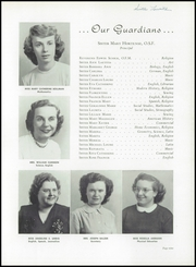 Page 13, 1952 Edition, Our Lady of Angels High School - Amaranth Yearbook (Cincinnati, OH) online yearbook collection