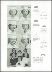 Page 16, 1952 Edition, Our Lady of Angels High School - Amaranth Yearbook (Cincinnati, OH) online yearbook collection
