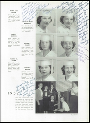 Page 17, 1952 Edition, Our Lady of Angels High School - Amaranth Yearbook (Cincinnati, OH) online yearbook collection