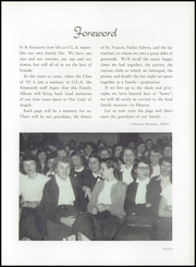Page 9, 1952 Edition, Our Lady of Angels High School - Amaranth Yearbook (Cincinnati, OH) online yearbook collection