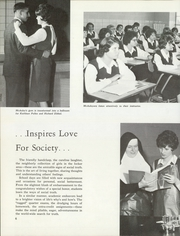 Page 10, 1964 Edition, McAuley High School - Gilmarian Yearbook (Toledo, OH) online yearbook collection