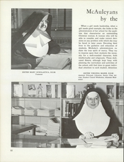 Page 16, 1964 Edition, McAuley High School - Gilmarian Yearbook (Toledo, OH) online yearbook collection