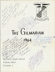 Page 5, 1964 Edition, McAuley High School - Gilmarian Yearbook (Toledo, OH) online yearbook collection