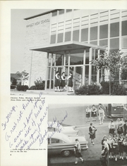 Page 8, 1964 Edition, McAuley High School - Gilmarian Yearbook (Toledo, OH) online yearbook collection