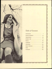 Page 9, 1969 Edition, McAuley High School - Gilmarian Yearbook (Toledo, OH) online yearbook collection