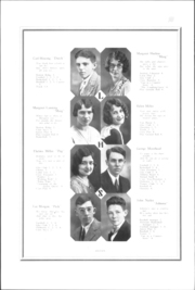 Page 17, 1930 Edition, Liberty Benton High School - Liberty Bell Yearbook (Findlay, OH) online yearbook collection