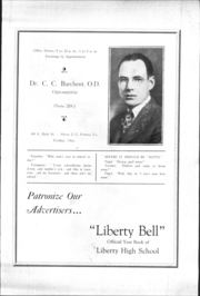 Page 2, 1930 Edition, Liberty Benton High School - Liberty Bell Yearbook (Findlay, OH) online yearbook collection