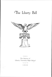 Page 4, 1930 Edition, Liberty Benton High School - Liberty Bell Yearbook (Findlay, OH) online yearbook collection