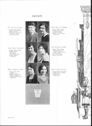 Page 10, 1932 Edition, Liberty Benton High School - Liberty Bell Yearbook (Findlay, OH) online yearbook collection