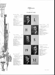 Page 13, 1932 Edition, Liberty Benton High School - Liberty Bell Yearbook (Findlay, OH) online yearbook collection