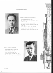 Page 8, 1932 Edition, Liberty Benton High School - Liberty Bell Yearbook (Findlay, OH) online yearbook collection
