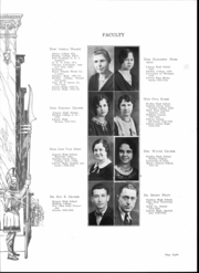 Page 9, 1932 Edition, Liberty Benton High School - Liberty Bell Yearbook (Findlay, OH) online yearbook collection