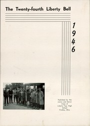 Page 7, 1946 Edition, Liberty Benton High School - Liberty Bell Yearbook (Findlay, OH) online yearbook collection