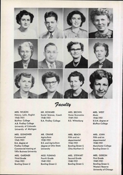 Page 12, 1951 Edition, Liberty Benton High School - Liberty Bell Yearbook (Findlay, OH) online yearbook collection