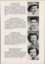 Page 17, 1951 Edition, Liberty Benton High School - Liberty Bell Yearbook (Findlay, OH) online yearbook collection