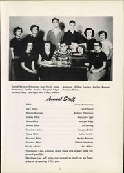 Page 9, 1951 Edition, Liberty Benton High School - Liberty Bell Yearbook (Findlay, OH) online yearbook collection
