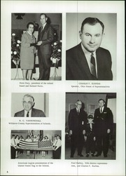 Page 10, 1968 Edition, North Central High School - Aquila Yearbook (Pioneer, OH) online yearbook collection