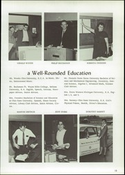Page 17, 1968 Edition, North Central High School - Aquila Yearbook (Pioneer, OH) online yearbook collection