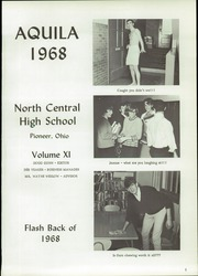 Page 5, 1968 Edition, North Central High School - Aquila Yearbook (Pioneer, OH) online yearbook collection