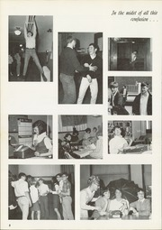 Page 12, 1969 Edition, North Central High School - Aquila Yearbook (Pioneer, OH) online yearbook collection