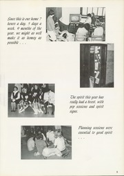 Page 9, 1969 Edition, North Central High School - Aquila Yearbook (Pioneer, OH) online yearbook collection