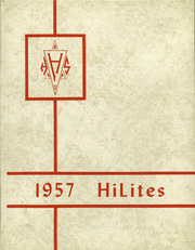 Page 1, 1957 Edition, Hilltop High School - Hi Lites Yearbook (West Unity, OH) online yearbook collection