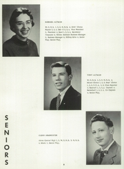 Page 14, 1957 Edition, Hilltop High School - Hi Lites Yearbook (West Unity, OH) online yearbook collection