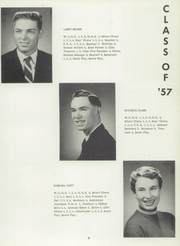 Page 15, 1957 Edition, Hilltop High School - Hi Lites Yearbook (West Unity, OH) online yearbook collection