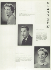 Page 17, 1957 Edition, Hilltop High School - Hi Lites Yearbook (West Unity, OH) online yearbook collection