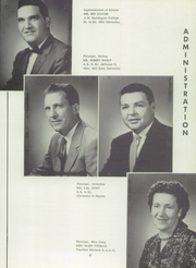 Page 9, 1957 Edition, Hilltop High School - Hi Lites Yearbook (West Unity, OH) online yearbook collection