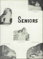 Page 13, 1958 Edition, Hilltop High School - Hi Lites Yearbook (West Unity, OH) online yearbook collection
