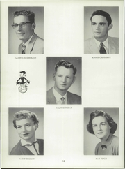 Page 16, 1958 Edition, Hilltop High School - Hi Lites Yearbook (West Unity, OH) online yearbook collection