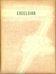 Page 1, 1955 Edition, Arlington High School - Excelsior Yearbook (Arlington, OH) online yearbook collection