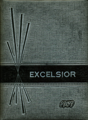 Arlington High School - Excelsior Yearbook (Arlington, OH) online yearbook collection, 1959 Edition, Page 1