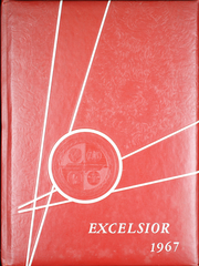 Arlington High School - Excelsior Yearbook (Arlington, OH) online yearbook collection, 1967 Edition, Page 1
