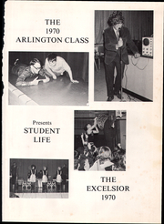 Page 5, 1970 Edition, Arlington High School - Excelsior Yearbook (Arlington, OH) online yearbook collection