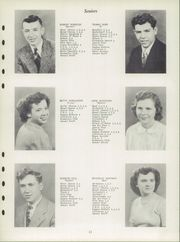 Page 15, 1949 Edition, Old Fort High School - Trail Yearbook (Old Fort, OH) online yearbook collection