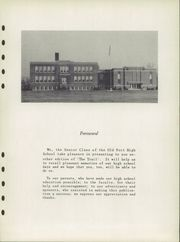 Page 5, 1949 Edition, Old Fort High School - Trail Yearbook (Old Fort, OH) online yearbook collection