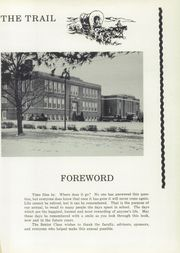 Page 5, 1955 Edition, Old Fort High School - Trail Yearbook (Old Fort, OH) online yearbook collection