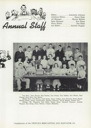Page 7, 1955 Edition, Old Fort High School - Trail Yearbook (Old Fort, OH) online yearbook collection