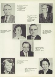 Page 11, 1957 Edition, Old Fort High School - Trail Yearbook (Old Fort, OH) online yearbook collection