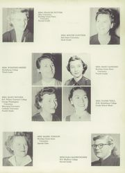 Page 13, 1957 Edition, Old Fort High School - Trail Yearbook (Old Fort, OH) online yearbook collection