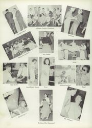 Page 8, 1957 Edition, Old Fort High School - Trail Yearbook (Old Fort, OH) online yearbook collection