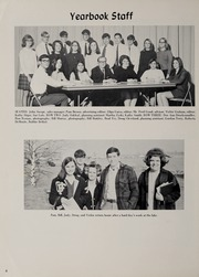 Page 10, 1970 Edition, Old Fort High School - Trail Yearbook (Old Fort, OH) online yearbook collection